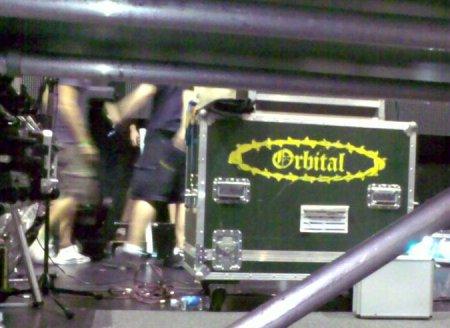 Orbital Roadcase