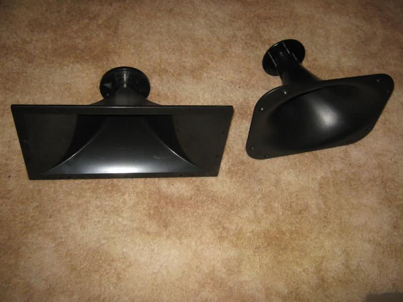 Pyle and FaitalPro waveguides side by side
