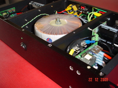 Minirig Hypex UcD400